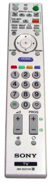 Télécommande officielle (RM-ED011W)