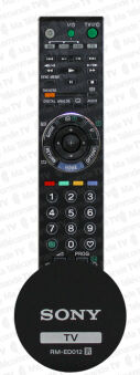 Télécommande SONY RM-ED012