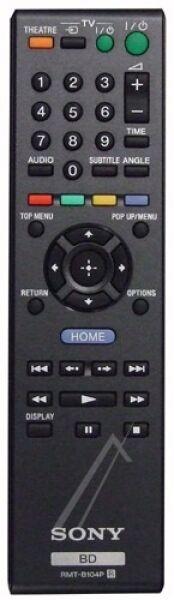 Télécommande SONY RMT-B104P