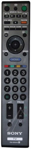 Télécommande RM-ED016 Sony