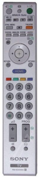 Télécommande officielle (RM-ED016W)