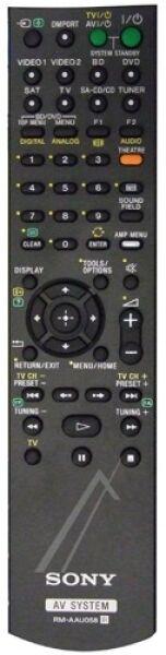 Télécommande SONY RM-AAU058