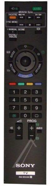 Télécommande SONY RM-ED036