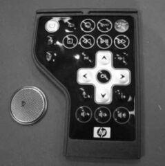 Télécommande HEWLETT-PACKARD 396975-002