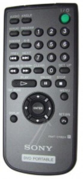 Télécommande SONY RMT-D182A