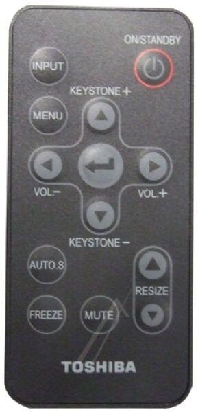 Télécommande TOSHIBA 75012005
