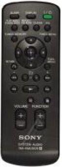 Télécommande SONY RM-AMU009