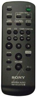 Télécommande SONY RM-SCU37B