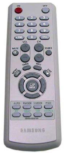 Télécommande SAMSUNG BN59-00474A