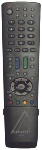 Télécommande SHARP GA586WJSA