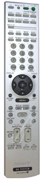 Télécommande officielle (RM-AAP011)