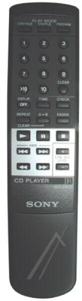 Télécommande SONY RM-D820