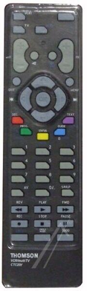 T l commande 4413510 thomson - Thomson telecommande tv ...