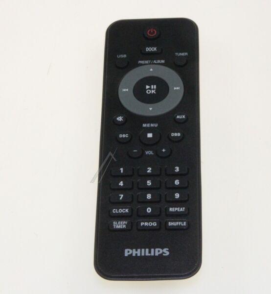 telecommande philips 996510049252 achat vente philips d12408. Black Bedroom Furniture Sets. Home Design Ideas