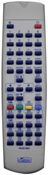 Télécommande CLASSIC IRC81584-OD