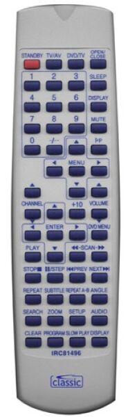 Télécommande CLASSIC IRC81496