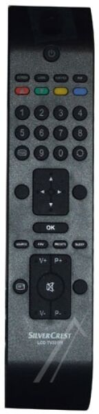 Télécommande VESTEL RC3902 pour Téléviseur SILVERCREST