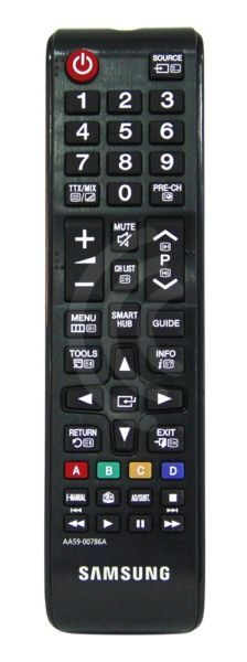 Télécommande SAMSUNG TM1240 - AA59-00786A