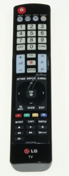 Télécommande LG AKB73756503