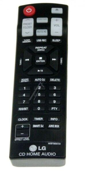 Télécommande LG AKB73655724