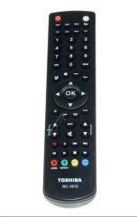 Télécommande VESTEL RC1910 pour Téléviseur TOSHIBA