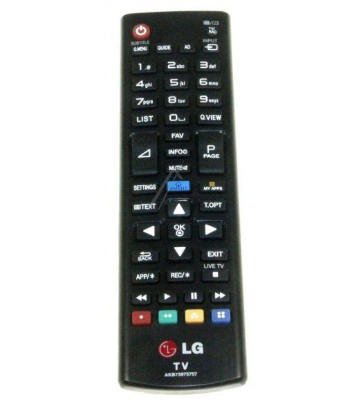 Télécommande LG AKB73975757