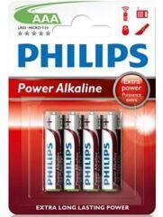 4 Piles Alcalines AAA ++
