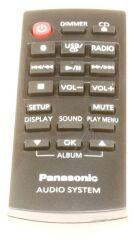 Télécommande PANASONIC N2QAYB000984