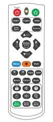 Télécommande VIEWSONIC W125648619